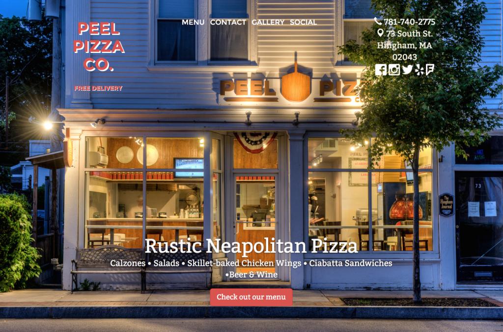 homepage_peel header