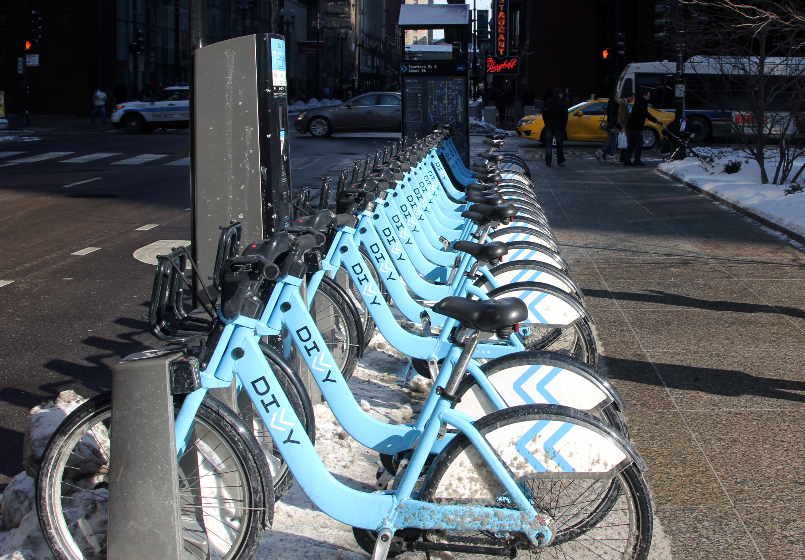 Divvy looks to Chicago for its road map