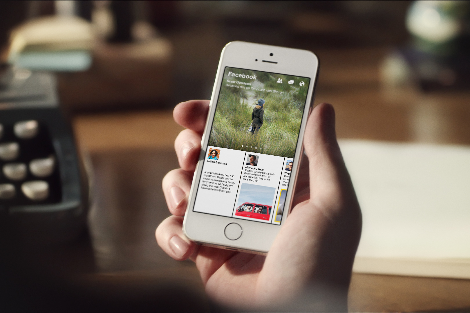 Facebook creates Paper; investors hit like